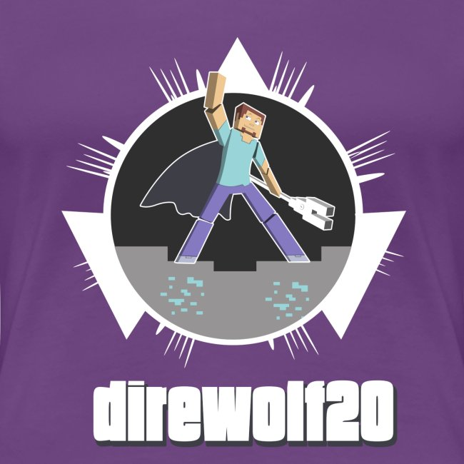 Direwolf20 1.6 Avatar - Womens