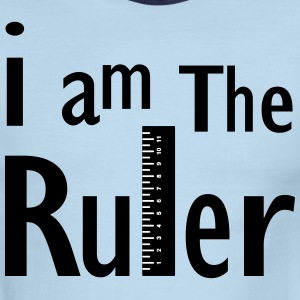 Ruler T-Shirts - Men's Ringer T-Shirt