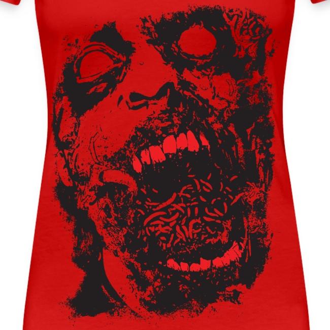 womens horror shirt sizes to 5x