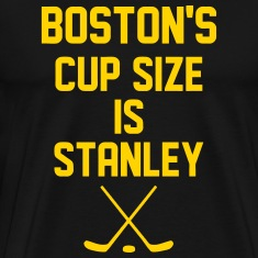 Cup Size Stanley T-Shirts