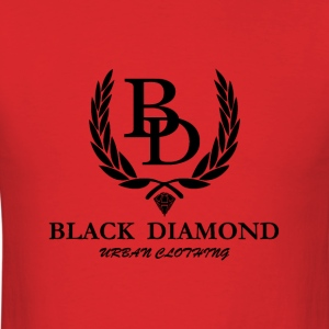 BD Clothing Logo 1 (BLK) T-Shirts - Men's T-Shirt