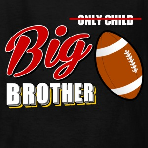only_child_big_brother Kids' Shirts - Kids' T-Shirt