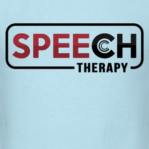 speech_therapy T-Shirts - Men's T-Shirt