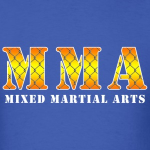 Mixed Martial Arts Net T-Shirts - Men's T-Shirt