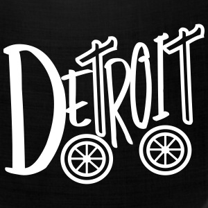 Big Detroit 'N Wheels Caps - Bandana
