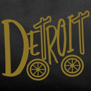 Big Detroit 'N Wheels Bags & backpacks - Duffel Bag