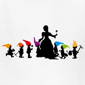 Snow White and the Seven Dwarfs  Kids' Shirts - Kids' T-Shirt