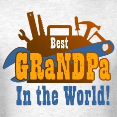 Tools Best Grandpa T-Shirts
