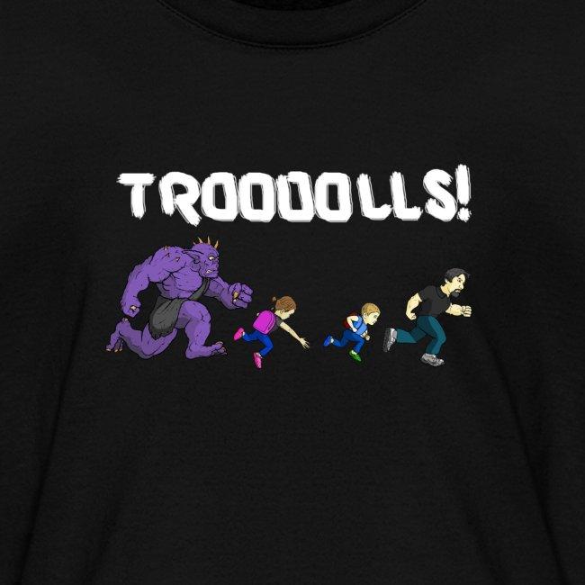 Troooolls! On the Run T-Shirt