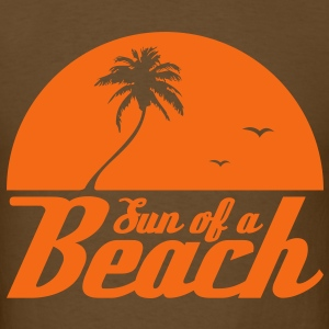 Sun of a Beach - Men's T-Shirt