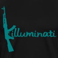 Design ~ KUSHLAND KILLUMINATI - BLUE