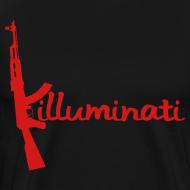Design ~ KUSHLAND KILLUMINATI - RED