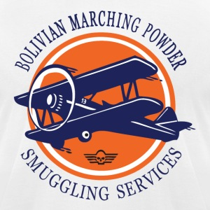 bolivia airlines T-Shirts - Men's T-Shirt by American Apparel