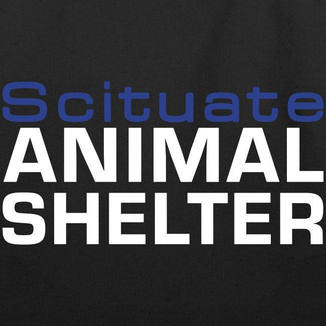 Scituate Animal Shelter Tote