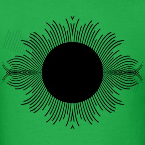 Black Sun T-Shirts - Men's T-Shirt