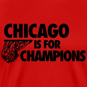 Chicago Champs T-Shirts - Men's Premium T-Shirt