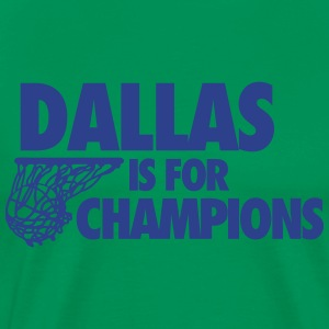 Dallas Champs T-Shirts - Men's Premium T-Shirt