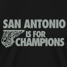 San Antonio Champs T-Shirts