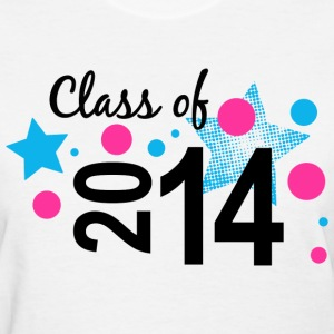 Star Bubble Grad 2014 Women's T-Shirts - Women's T-Shirt