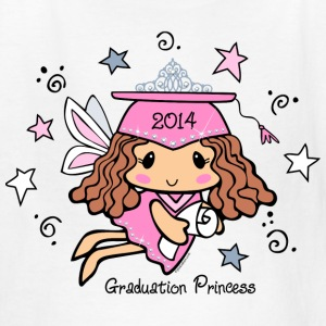 Graduation Princess 2014 Kids' Shirts - Kids' T-Shirt