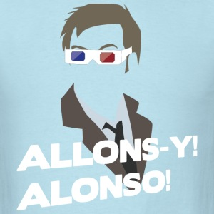 Allons-y Alonso! T-Shirts - Men's T-Shirt