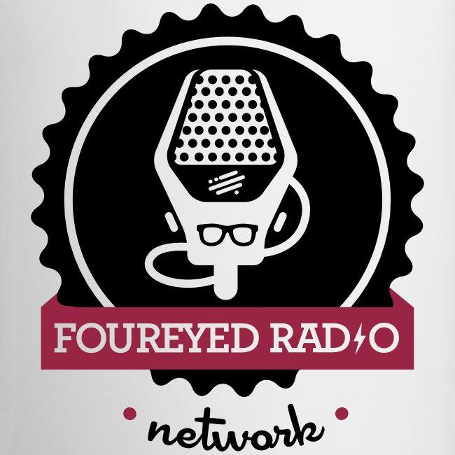Four Eyed Radio Coffee Mug