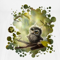Little Owl T-Shirts