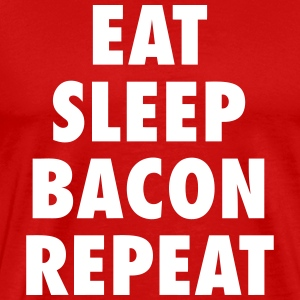 Eat Sleep T-Shirts - Men's Premium T-Shirt