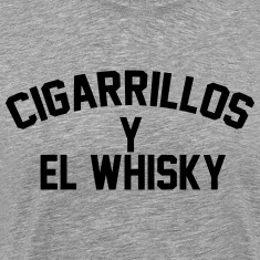 Cigarettes & Whiskey T-Shirts