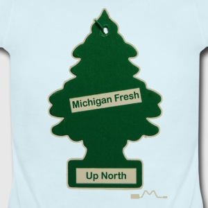 Up North Scent Baby & Toddler Shirts - Short Sleeve Baby Bodysuit