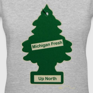 Up North Scent Women's T-Shirts - Women's V-Neck T-Shirt