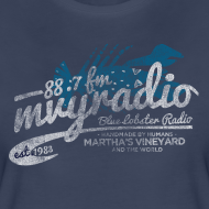 Design ~ 88.7 mvyradio is back on the air