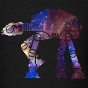 Cosmic Walker T-Shirts - Men's T-Shirt