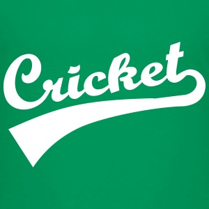 Cricket Kids' Shirts - Kids' Premium T-Shirt