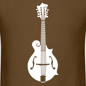 mandolin T-Shirts - Men's T-Shirt
