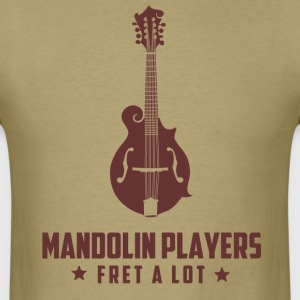 mandolin_player T-Shirts - Men's T-Shirt
