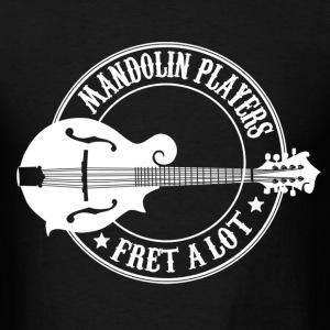 mandolin_players T-Shirts - Men's T-Shirt
