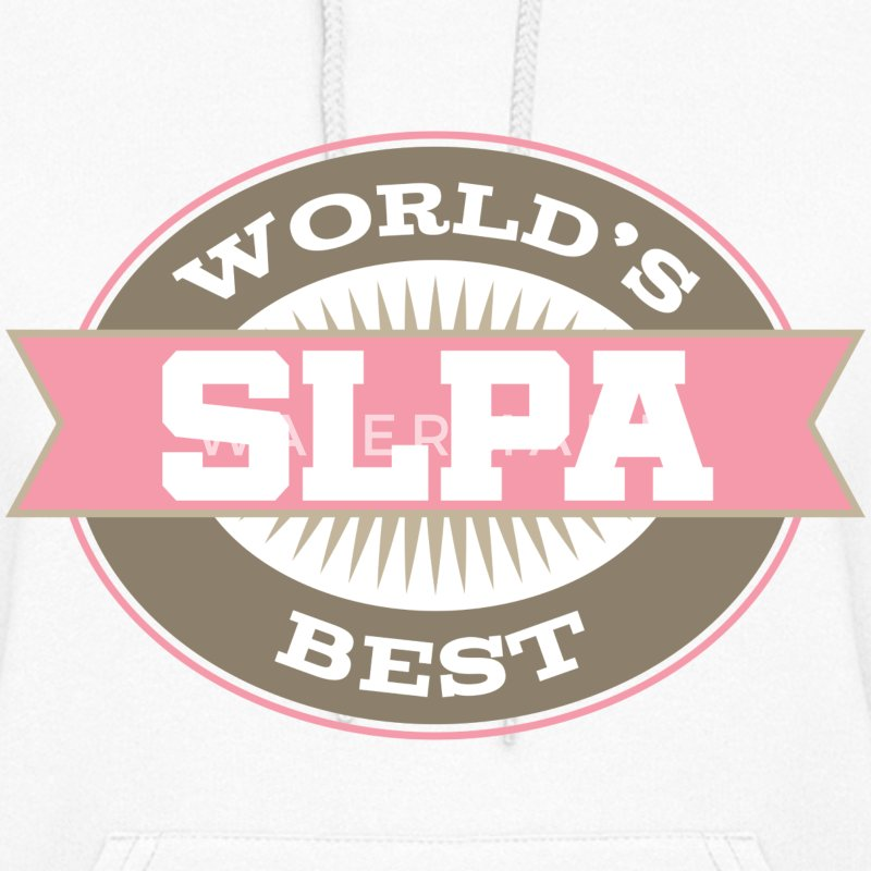 World's Best SLPA Hoodies - Women's Hoodie