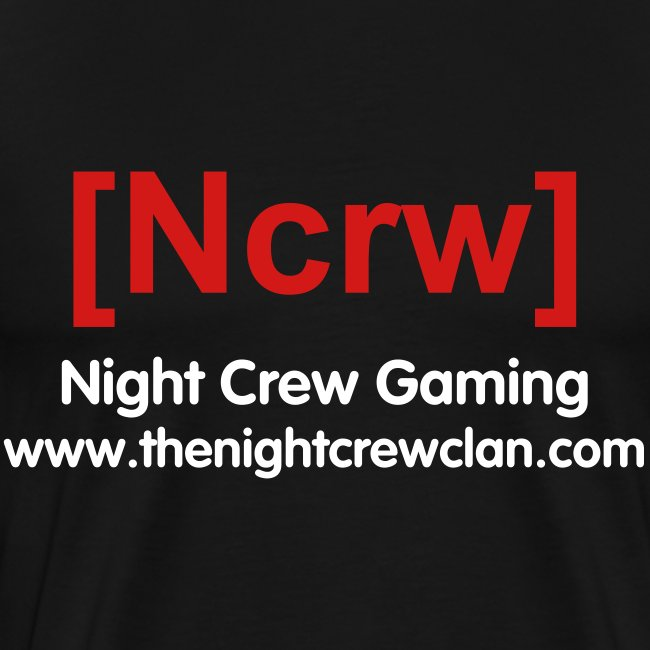 Red Ncrw Clan Tag