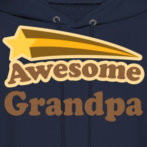 Awesome Grandpa Hoodies - Men's Hoodie