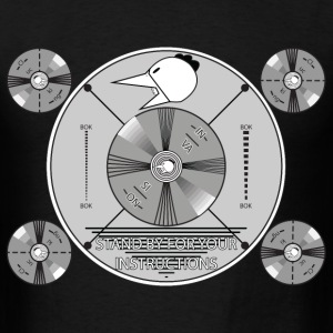 stand by for your instructions - Men's T-Shirt