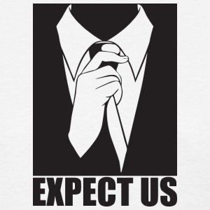 Expect us Women's T-Shirts - Women's T-Shirt