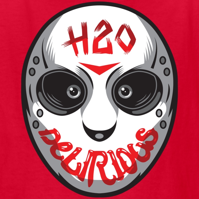 Kid's Delirious Mask Shirt