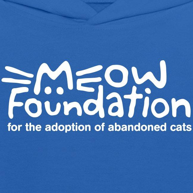 MEOW Foundation Kids Hoodie