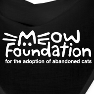 Design ~ MEOW Foundation Bandana