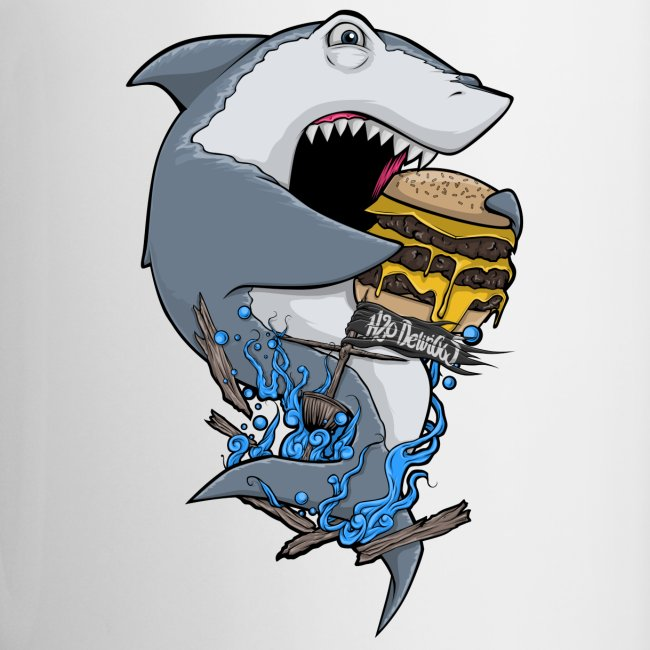 Hungry Shark Mug