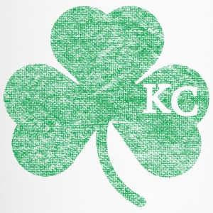 Old Kansas City Irish Shamrock Apparel Bottles & Mugs - Travel Mug