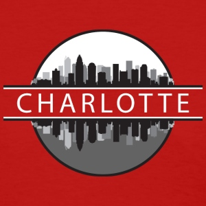Charlotte North Carolina - Women's T-Shirt