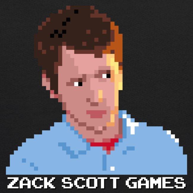 ZackScottGames Classic (Kid's Hoodie)