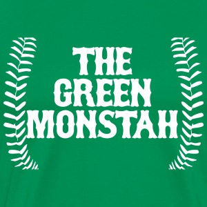 Green Monstah T-Shirts - Men's Premium T-Shirt